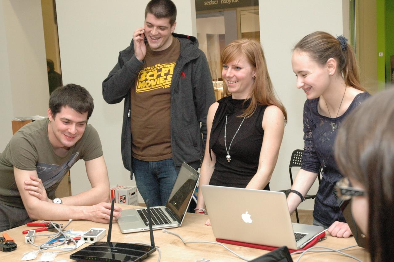 Inovatívne projekty študentov