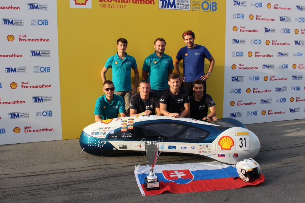 FME Racing Team s formulou