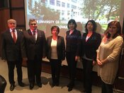 Zahraničná návšteva z Lipeckej štátnej technickej univerzity (Rusko)