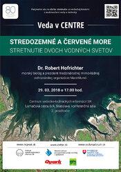 Prednáška: Dr. Roberta Hofrichtera z MareMundi