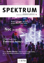 Nové číslo časopisu SPEKTRUM 4 [2017/2018]
