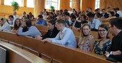 Rektor udelil granty mladým vedcom