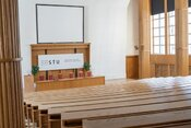 Akademický senát STU vyhlásil voľby kandidáta na rektora