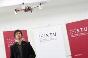 STU spúšťa projekt autonómnych dronov na pomoc v krízach