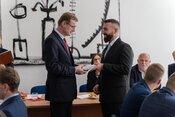 Rektor ocenil najlepších študentov STU za rok 2019