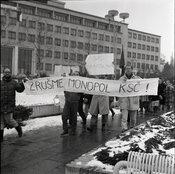 Ako sa demontoval režim v Novembri 1989 na technike