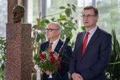 STU oslávila výročie narodenia A. B. Stodolu