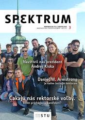 Nové číslo časopisu SPEKTRUM 3 [2018/2019]
