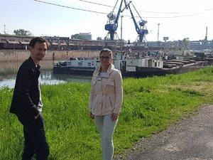 Zimný prístav môže byť výstavnou časťou Bratislavy