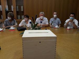 The STU Academic Senate has elected Professor Oliver Moravčík as a candidate for the STU Rector