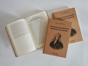 Biblia klasickej fyziky prvýkrát v slovenčine