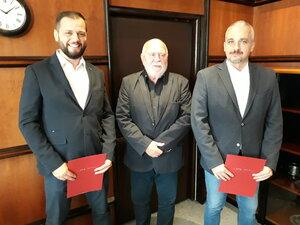 Docenti Mikuláš Bittera a Maximilián Strémy poverení činnosťami v oblasti vzdelávania, strategických projektov a rozvoja