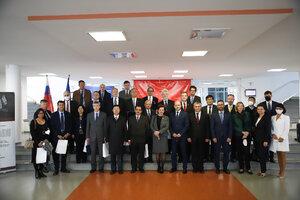STU predstavila potenciál pracovísk MTF v Trnave pre medzinárodnú spoluprácu