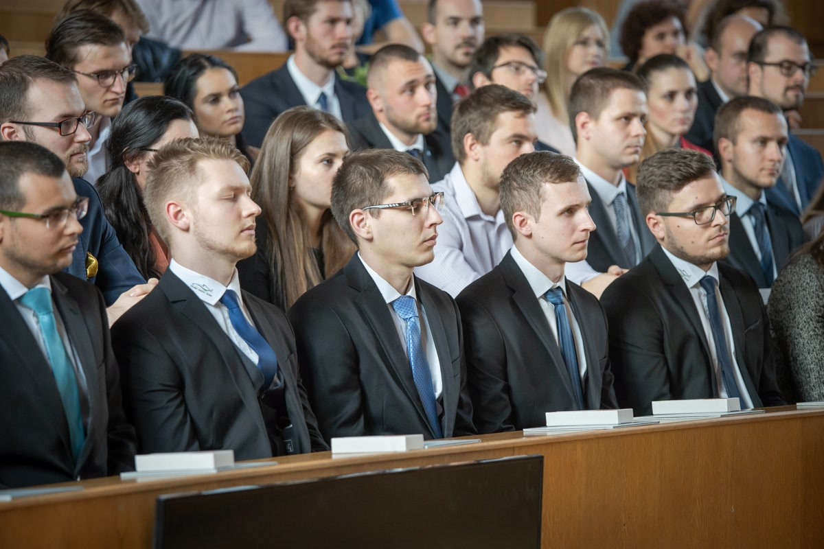 Študenti roka 2018