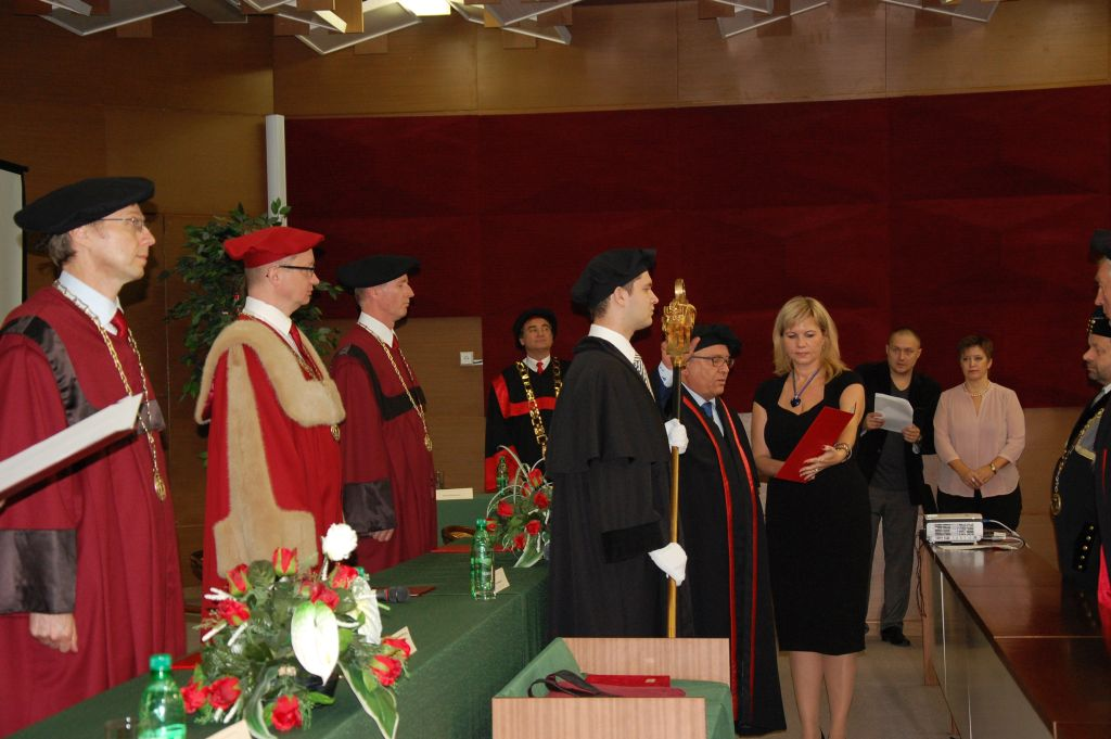 Peter Doll - doctor honoris causa