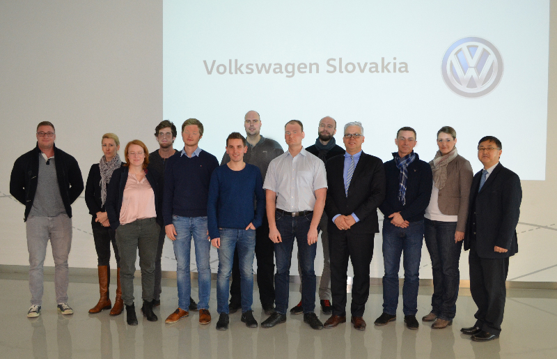 Group 8th Professional MBA Automotive Industry