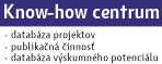 Know-How centrum