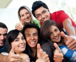 Intensive English language course for intermediate