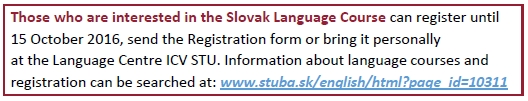 Click to enter the webpage of Language Centre ILLL STU