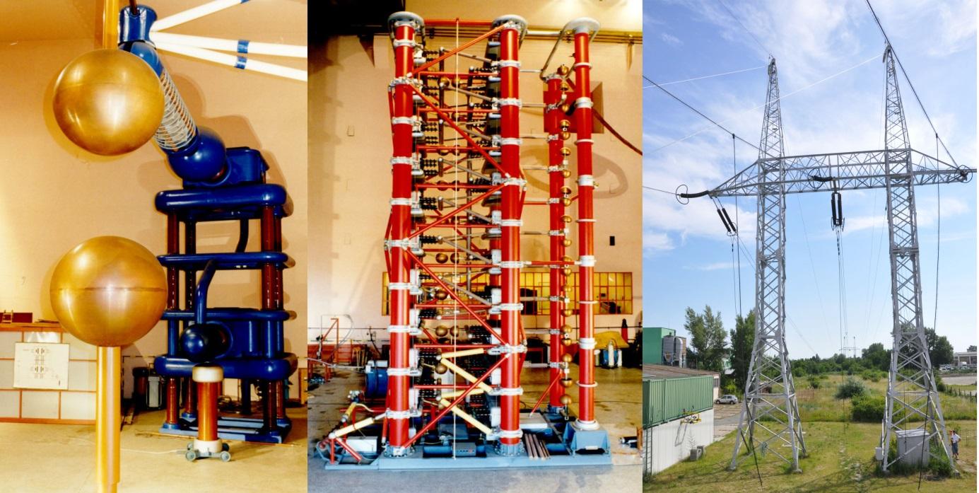 White High Voltage Test Equipment : High voltage laboratory fei slovak university of